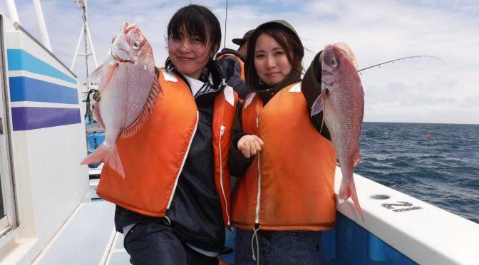 テンヤ真鯛船